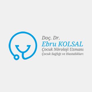 Doç. Dr. Ebru Kolsal Logo